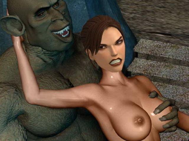 Porno 3D Hentai