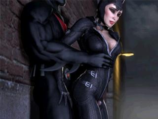 Batman porno tube