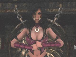 Mortal Kombat porno tube