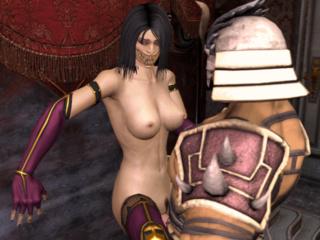 Mortal Kombat Sex - Mortal Kombat - 3D Porn Tube