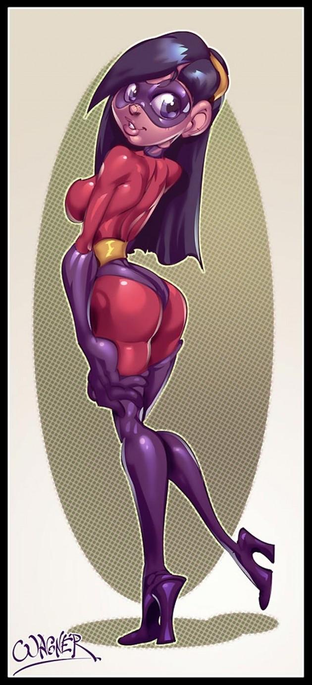 Incredibles Nude Sex