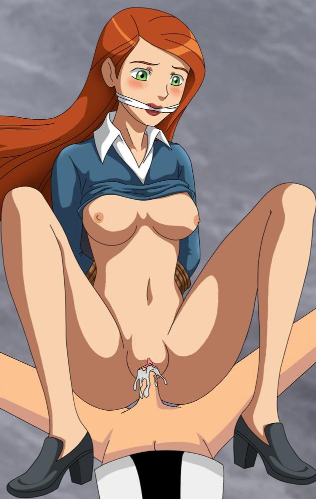 Ben desať Hentai sex