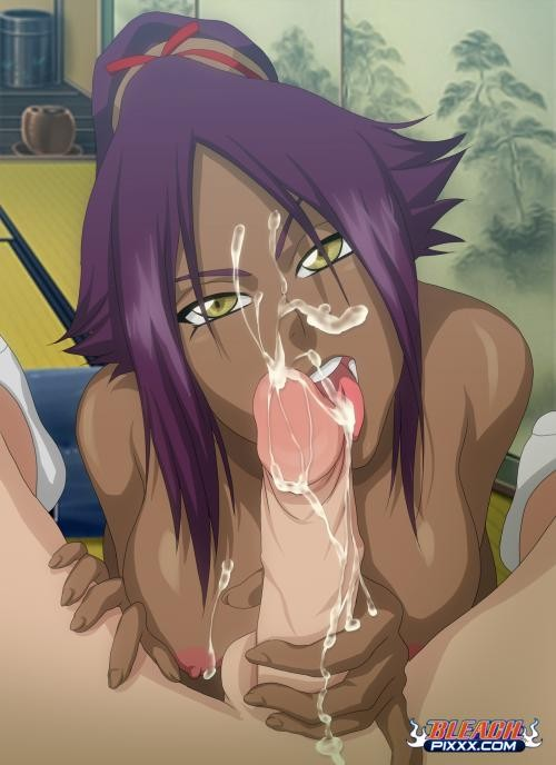 One thing that is just so sexy about Yuroichi is that she ain't scared to jump on and suck some huge cock!