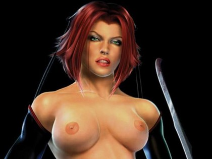 Bloodrayne Cartoon Sex