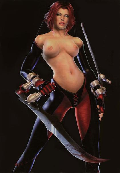 Bloodrayne Hentai