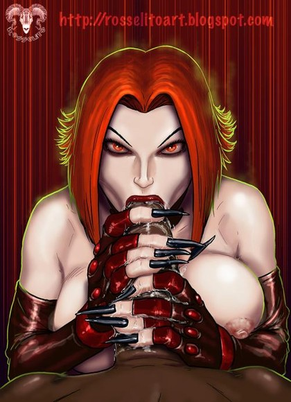 Bloodrayne Topless