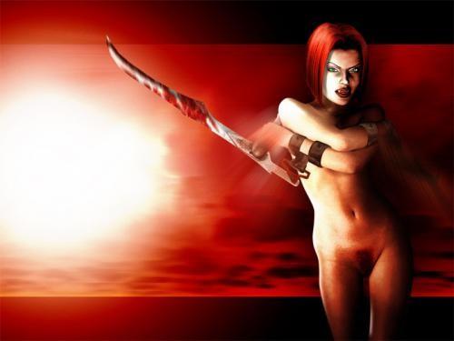 Bloodrayne Nude