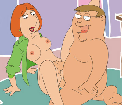 Family guy and american dad porn dad — pic 4