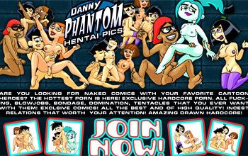 Danny Phantom Hentai