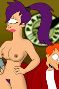 futurama cartoon porn