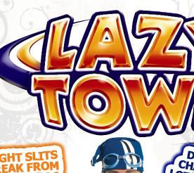 Lazy Town Porn