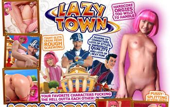 Lazy Town Hentai