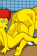 the simpsons sex, lisa simpsons forced sex