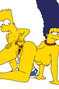 sexy simpsons hentai, the simpsons porn movies