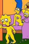 simpsons sex story, the simpsons porn comics