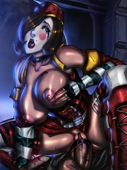 Borderlands Hentai