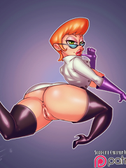 Dexter's Laboratory Hentai