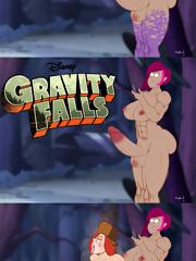 Gravity Falls Hentai