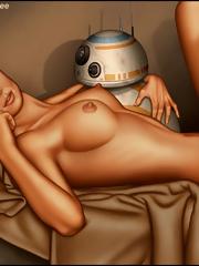 Star Wars Hentai