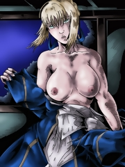 Fate/Stay Night Hentai