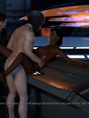 Mass Effect Hentai