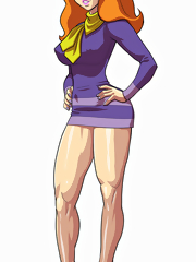Scooby Doo Hentai