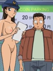 Detective Conan Hentai