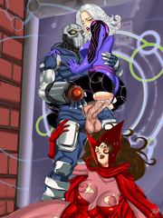 Marvel Hentai