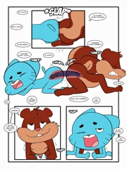 Amazing World of Gumball Hentai