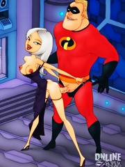 Incredibles Hentai