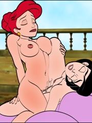 Ariel Hentai