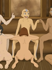 Avatar: The Last Airbender Hentai