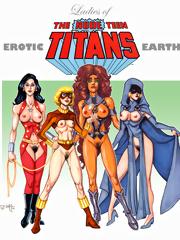 Teen Titans Hentai