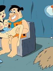 Flintstones Hentai