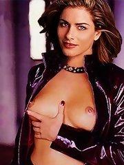 Only best erotic photos of sexy Amanda Peet