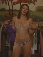 Jessica Biel topless and bikini pictures