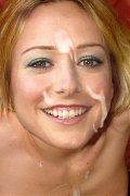 Alyson Hannigan loves sex with girls... and facials from guys!