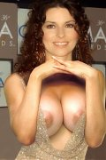 Shania Twain has not only talent but also a great tits!