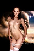 Even nude Jennifer Garner looks so sweet... until you see her with black cock in her ass or getting double penetrated!