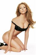 Use your chance to see how beautiful Mariah Carey's boobs!