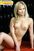 Kristen Bell has a very nice tits... and she is ready to show them!