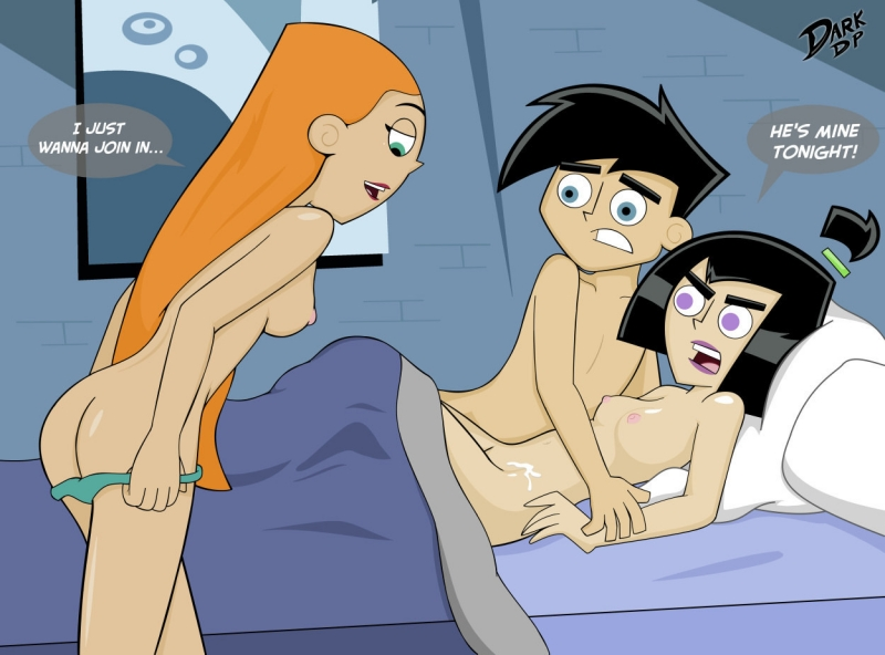 Danny Phantom Sex With Dani