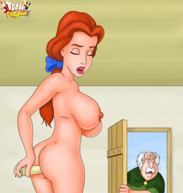 Belle does her pussy with a candle, and who is this lucky guy to be the witness?