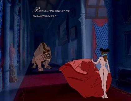 Disney Cartoon Xxx