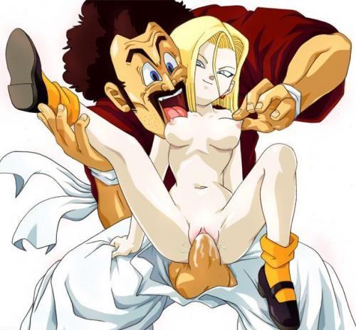 Dragon Ball Z Gay Porn