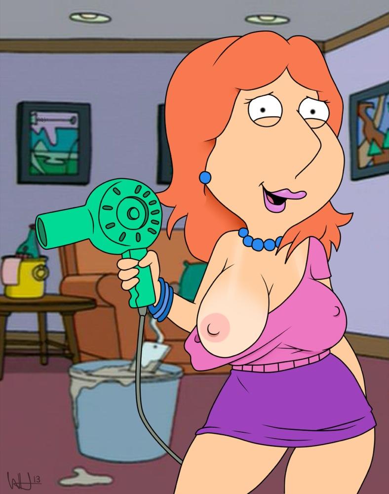 Meg Griffin Hentai porno