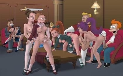 Futurama Leela Sex Porn