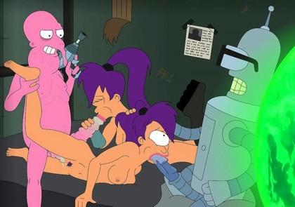 Futurama Gallery Nude