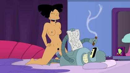 Futurama Cartoon Sex