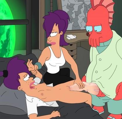 Futurama Girls Naked